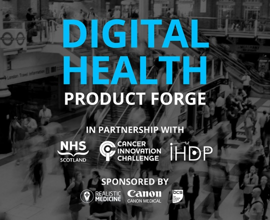 Digital Health Product Forge Image